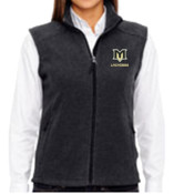 MVE - 78191 Ash City - Core 365 Ladies' Journey Fleece Vest
